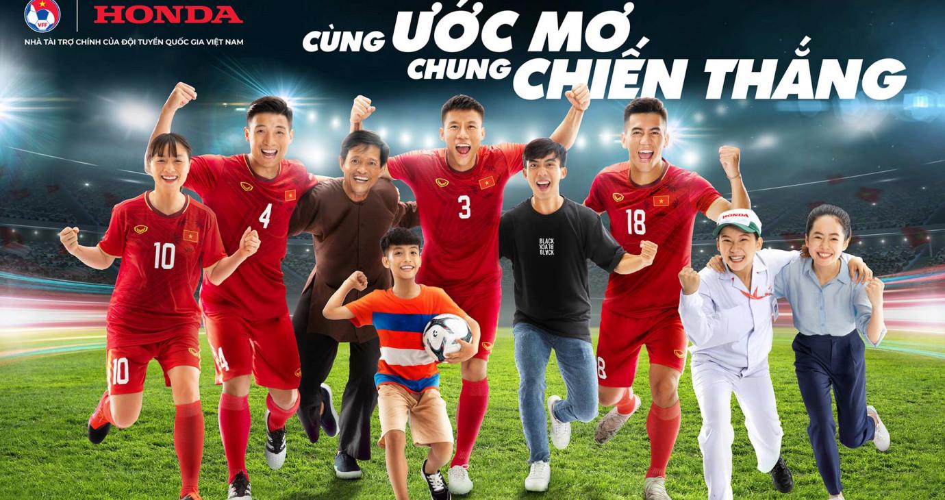 HVN tiếp tục tài trợ cho các Đội tuyển Bóng đá Quốc gia Việt Nam giai đoạn 2021 - 2024