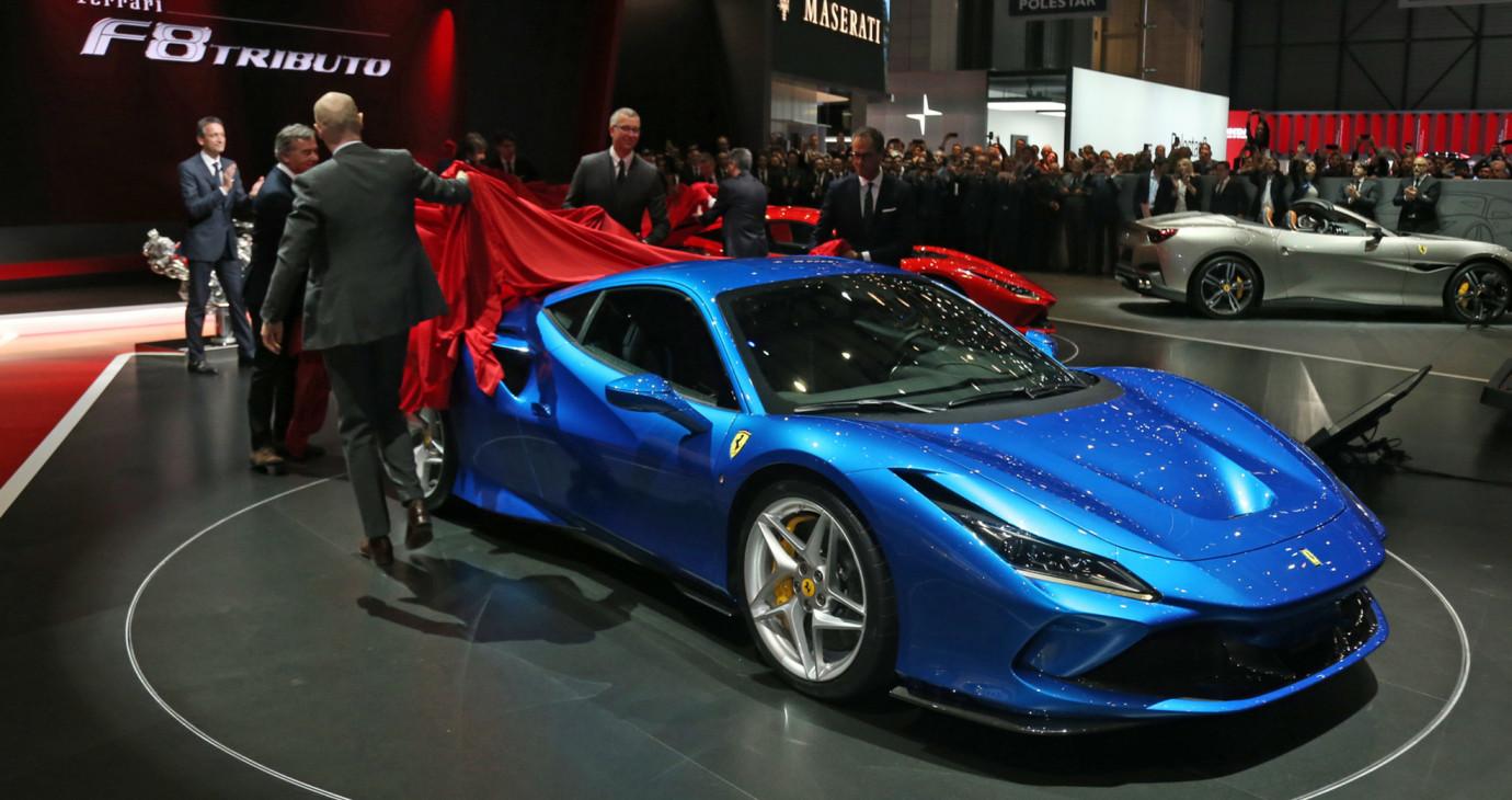 Geneva Motor Show sẽ trở lại vào năm 2022 sau 2 năm liên tiếp bị hủy