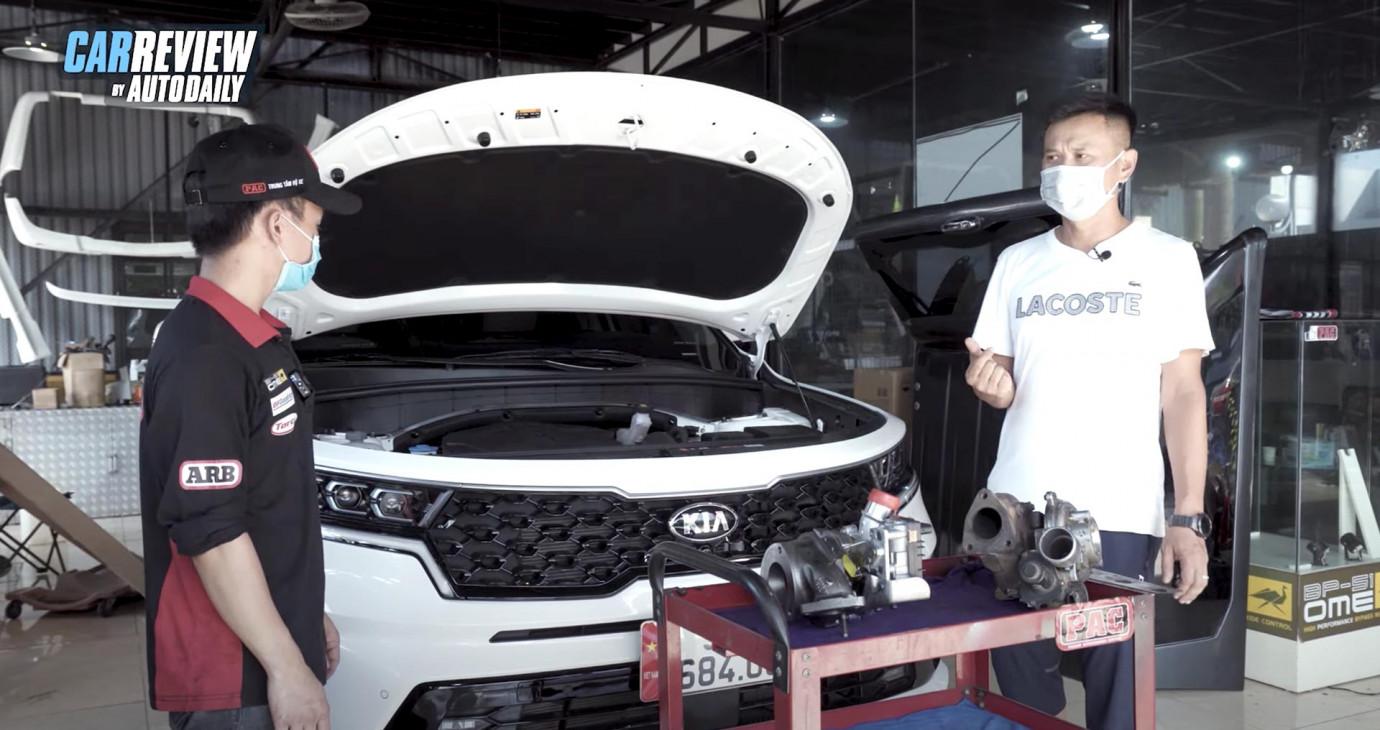 3 lưu ý khi dùng động cơ turbo, chủ xe Hyundai Santa Fe, Kia Sorento, Everest... máy dầu nên biết!