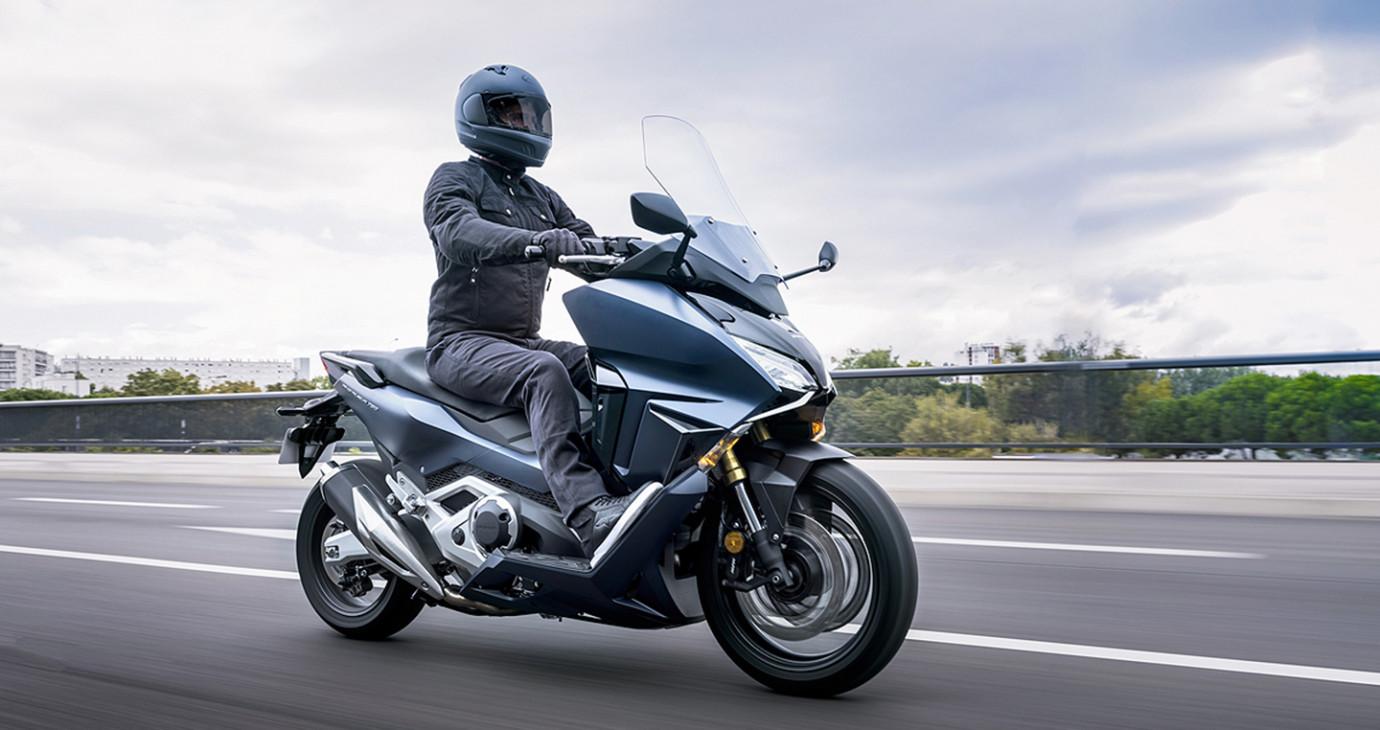 Xe tay ga Honda có thiết kế đẹp nhất năm 2021 lấn sân thị trường Trung Quốc