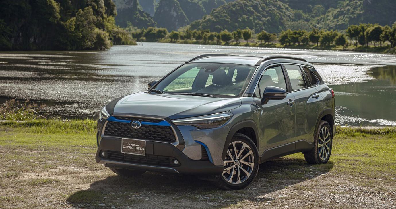 Tháng 5/2021: Toyota Việt Nam bán được 5.248 xe, tăng 22%