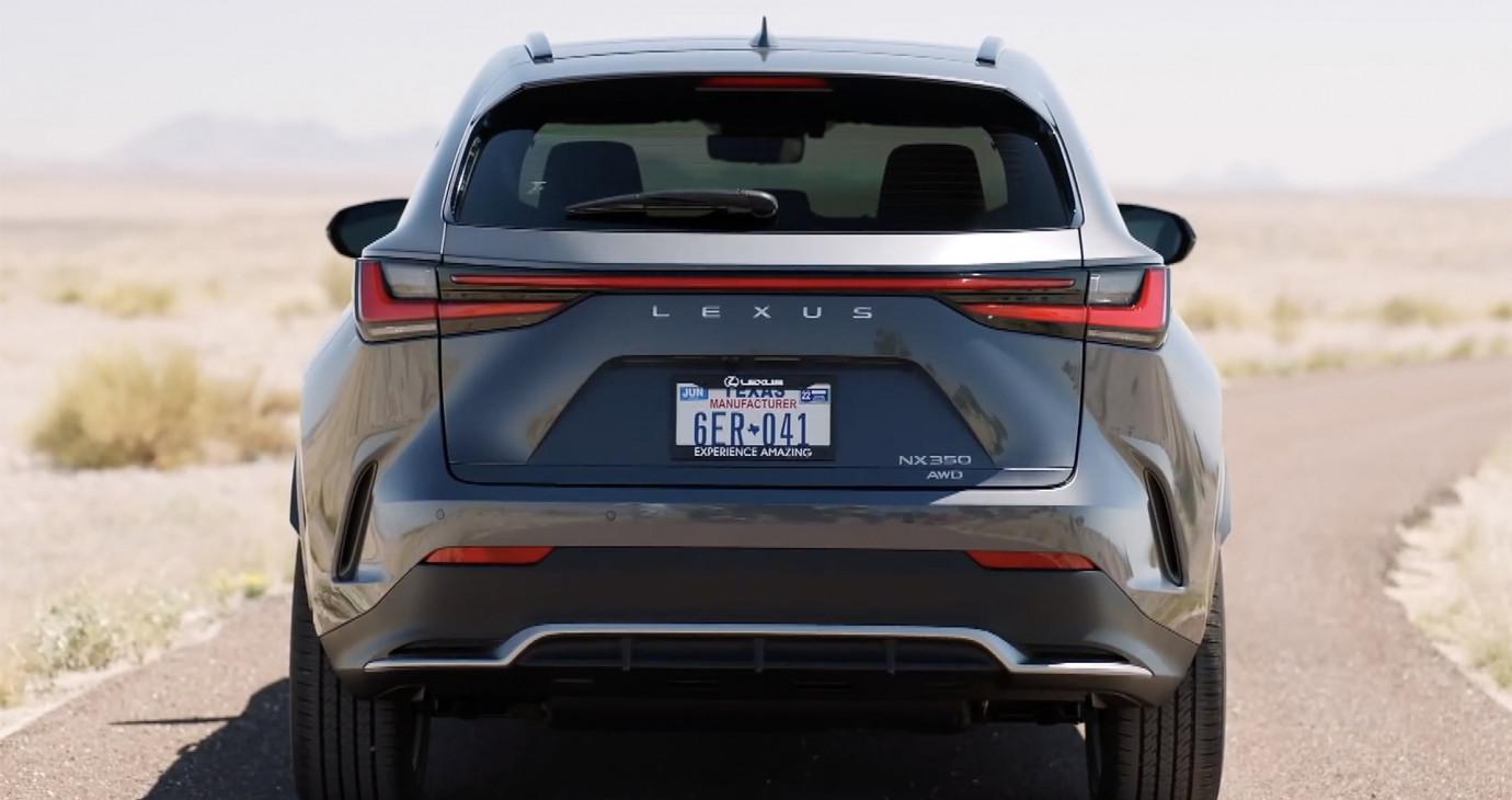 Video: Khám phá chi tiết Lexus NX 2022