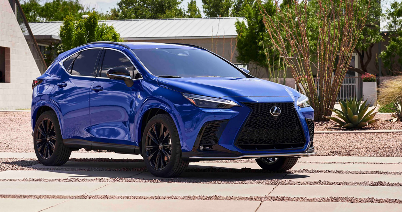 Lexus NX 2022 chính thức trình làng: Đẹp và ấn tượng hơn trước