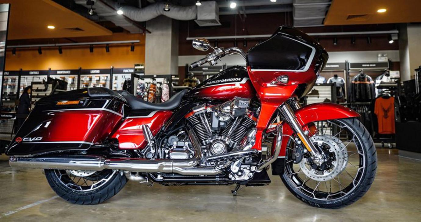 Siêu phẩm CVO của Harley-Davidson có mặt tại Việt Nam, giá hơn 2 tỷ đồng
