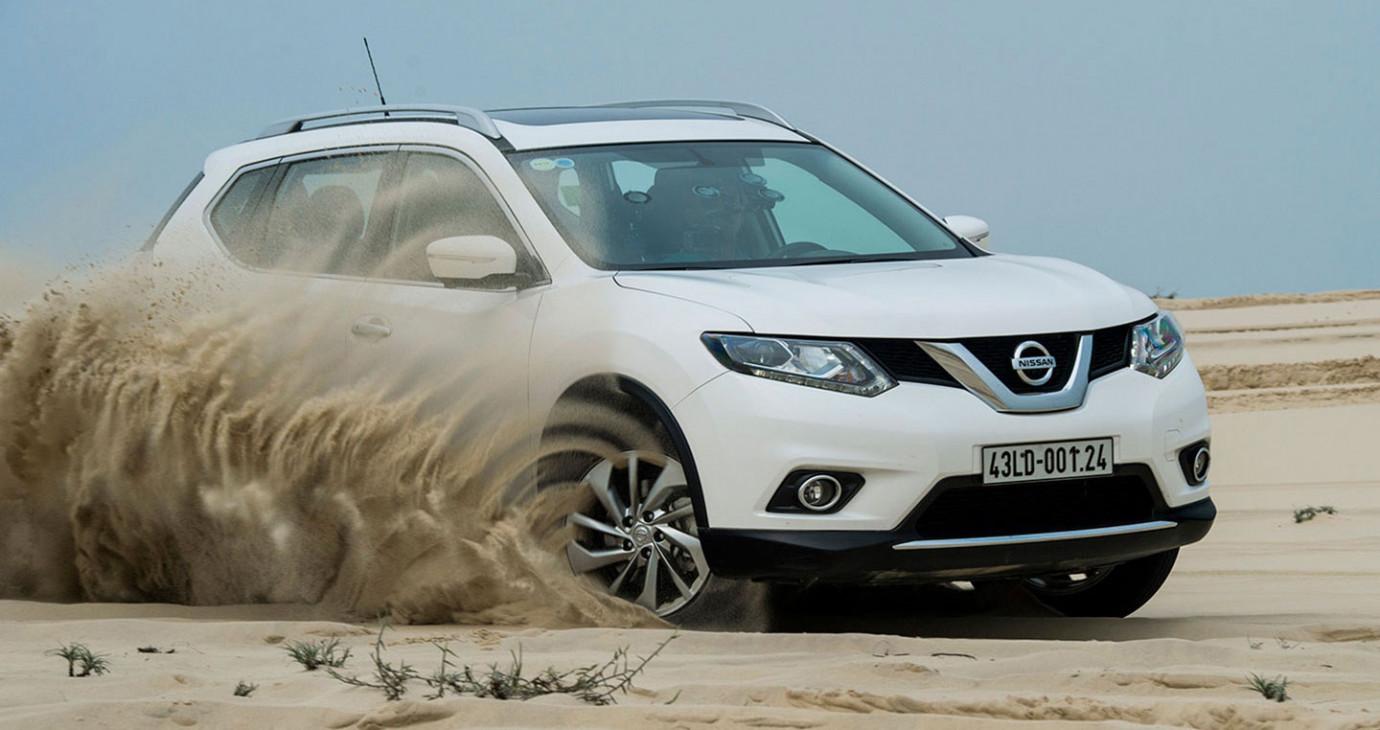 """Nissan X-Trail: Chiếc vô lăng """"dị"""" và công nghệ dẫn động đỉnh cao Torque Vector"""