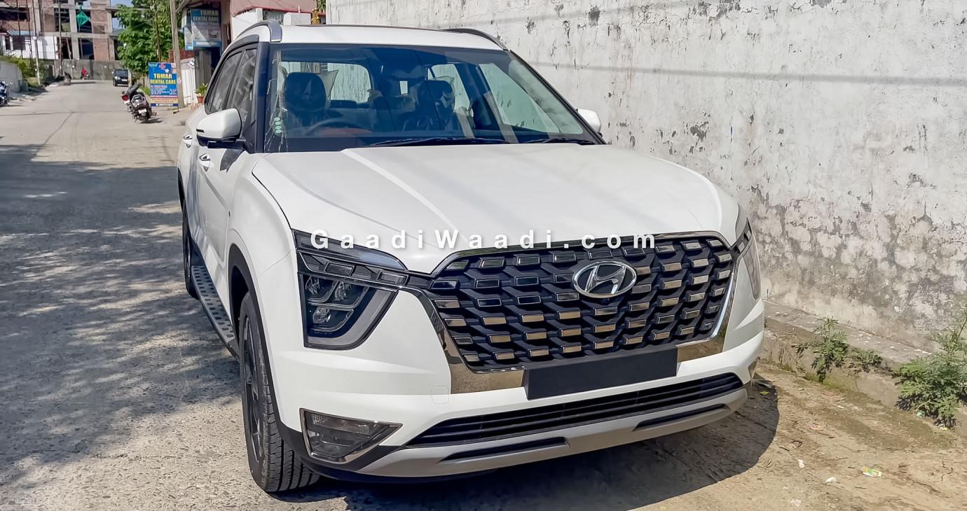 Tất tần tật về Hyundai Alcazar 2021 - Phiên bản 7 chỗ của Creta
