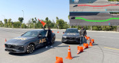 Thử nghiệm Hệ thống cân bằng điện tử ESP trên xe ô tô VinFast - BÙA HỘ MỆNH cho tài xế