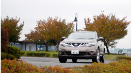 Vì sao Nissan Murano 2012 lại hấp dẫn khách hàng?