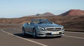 Mercedes-Benz SL63 AMG 2013 bất ngờ lộ diện