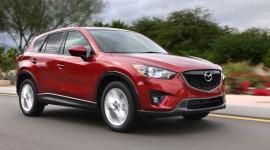 Công bố giá Mazda CX-5 2013