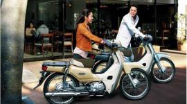 Honda Super Cub 110 sẽ ra mắt vào tháng 3
