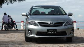 72 xe ôtô Toyota Việt Nam phải thay hộp số tự động