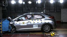 Honda Civic 2012 đạt tiêu chuẩn an toàn 5 sao