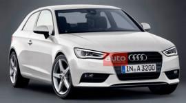 Lộ ảnh nóng Audi A3 2013