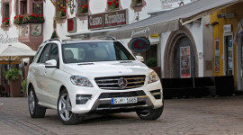 Mercedes-Benz Việt Nam sắp ra mắt M-Class thế hệ mới