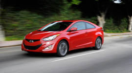 Hyundai Elantra Coupe 2013 ra mắt triển lãm Chicago