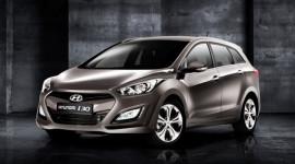 Hyundai i30 Wagon hoàn toàn mới lộ diện