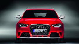 Audi RS4 Avant lộ diện toàn phần