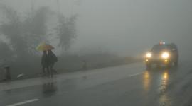 Để lái xe trong sương mù một cách an toàn