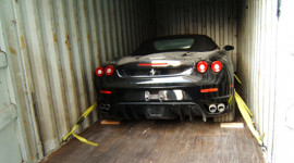 Ferrari F430 Spider lặng lẽ về Việt Nam