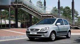 Hyundai Getz có tiếng rú máy khó chịu?