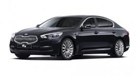 Kia K9 – Đối thủ của BMW 7-Series