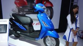 Suzuki Swish khiến Honda LEAD phải dè chừng
