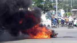 Xe máy cháy sẽ được bồi thường nếu mua bảo hiểm