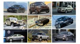 Những mẫu xe hợp lý nhất cho năm 2012