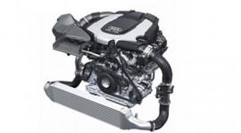 Audi giới thiệu động cơ bi-turbo diesel