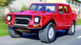 Lamborghini tiến quân vào thị trường SUV