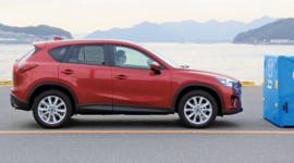 Mazda trang bị hệ thống phanh thông minh cho CX-5