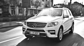 Mercedes ML350 2012 - Sản phẩm của công nghệ