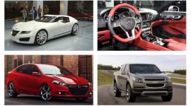8 dự đoán về ngành công nghiệp ôtô thế giới năm 2012
