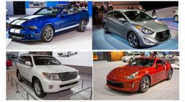 """5 mẫu xe """"bom tấn"""" tại triển lãm ôtô Chicago 2012"""