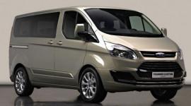 Sắp có Ford Transit thế hệ mới