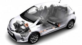 Toyota sẽ trang bị động cơ Hybrid cho Yaris