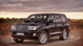 Toyota Land Cruiser 2013 chuẩn bị ra mắt triển lãm Chicago