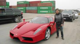 Ferrari Enzo xuất hiện tại Việt Nam