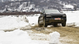 Porsche Cayenne Diesel: Tinh tế và hiệu quả