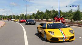 Sắp 'nổ mắt' với dàn siêu xe của đại gia Việt ở 'Car & Passion 2012'