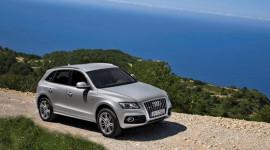 Nét mới trên Audi Q5 2012