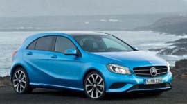 Lộ ảnh Mercedes-benz A-Class mới