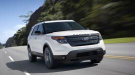 Ford Explorer Sport 2013 – Thiết kế không thỏa hiệp