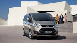Ngắm Ford Transit của tương lai
