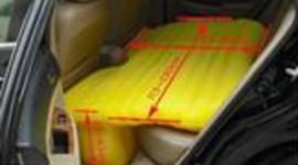 Sản phẩm giường nằm xe hơi có giá xấp xỉ 1 triệu đồng