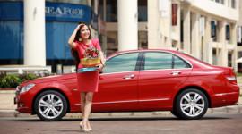 Chuyện phái đẹp và thương hiệu Mercedes-Benz
