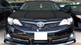 Toyota Camry 2012 về Việt Nam với giá trên 88.000 USD