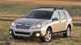 """""""Bộ đôi"""" Subaru Legacy và Outback 2013 lộ diện"""