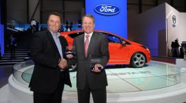 Ford Fiesta và Mondeo giành 2 giải thưởng uy tín